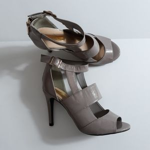 Mark Women's Size 7 Open Toe Strappy Sandal Shoes